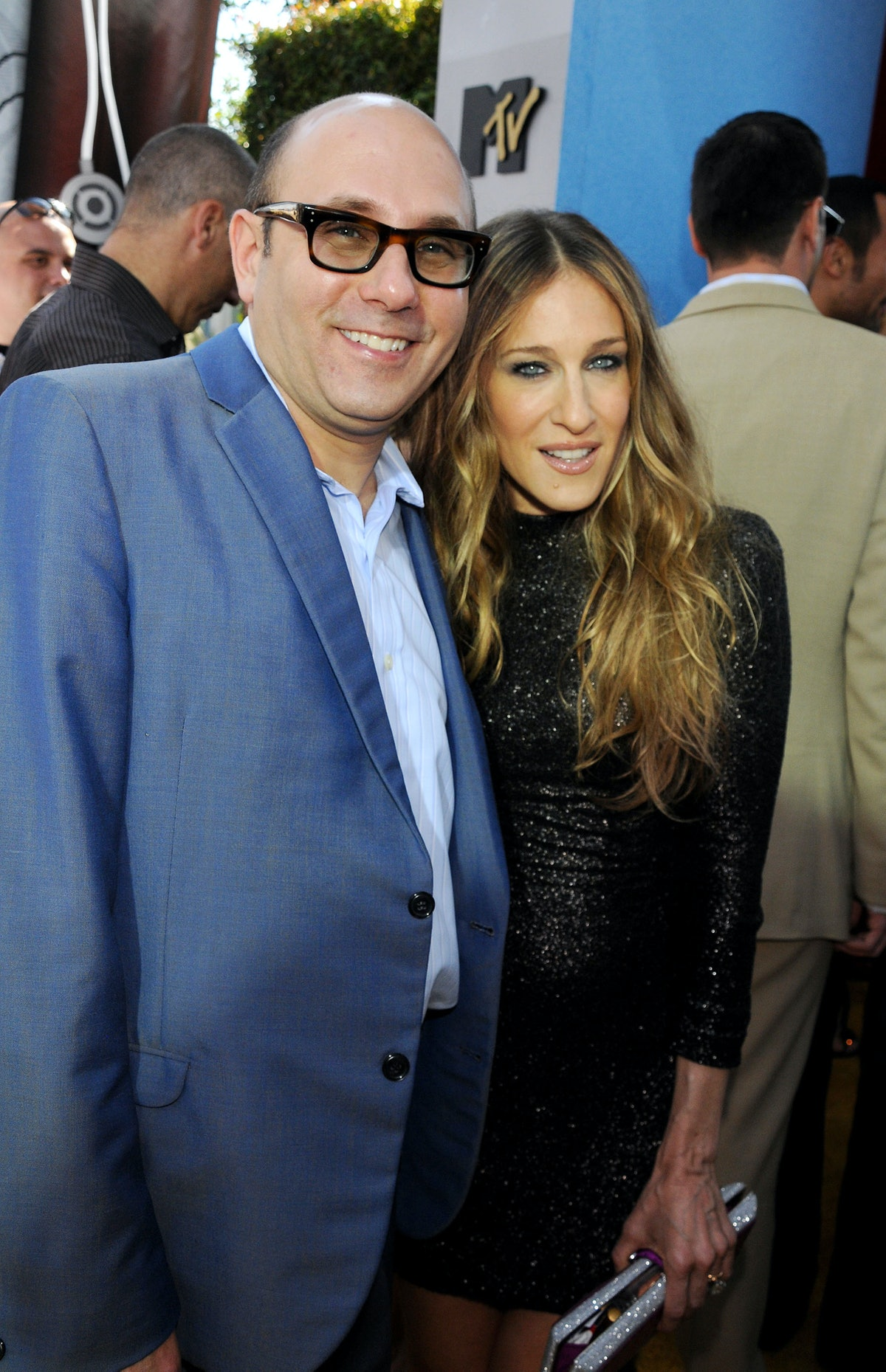 Sarah Jessica Parker's Instagram about Willie Garson's death is moving.