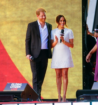 Meghan Markle's New York fashion looks included hidden nods to Princess Diana, Michelle Obama, and m...