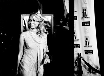 Naomi Watts during Hollywood Film Festival's Opening Night & World Premiere of The Ring at The ArcLi...