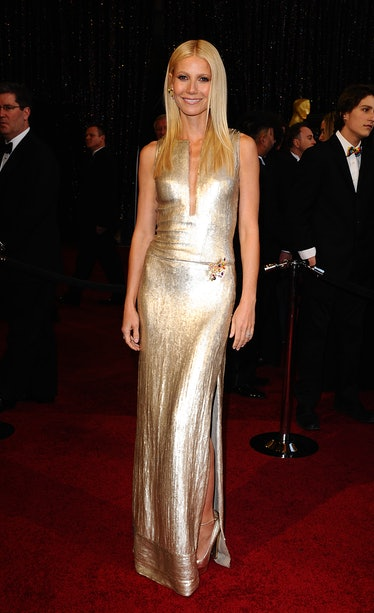 Gwyneth Paltrow arriving for the 83rd Academy Awards at the Kodak Theatre, Los Angeles.   (Photo by ...