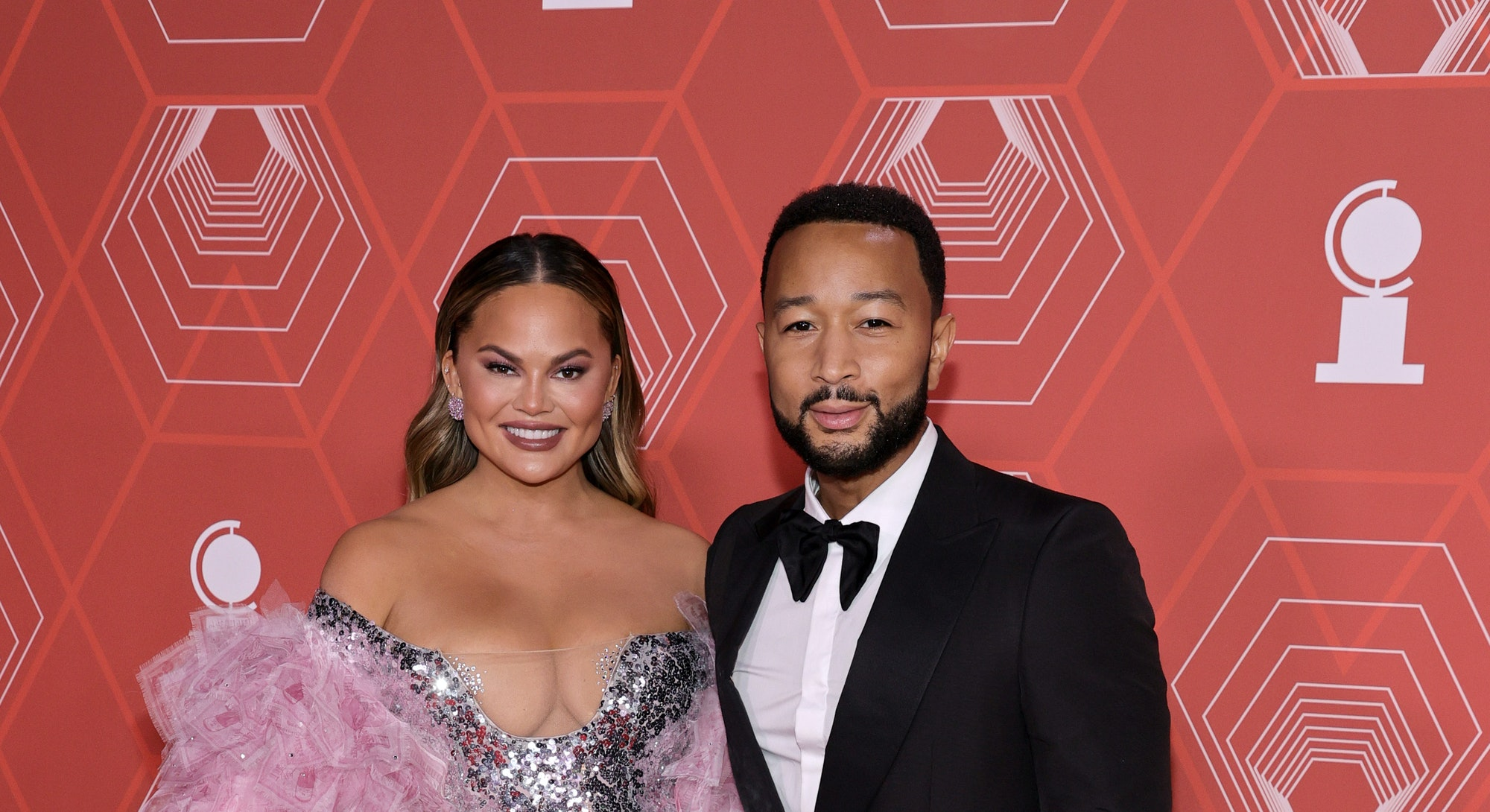 The 2021 Tonys red carpet looks were delightfully over-the-top, from Chrissy Teigen's sequin gown to...