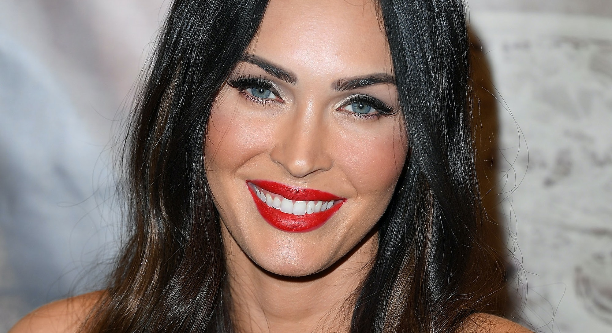GLENDALE, CA - MARCH 23:  Actress Megan Fox Appears At Forever 21 To Promote Her New Role As Brand A...