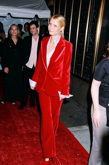 Gwyneth Paltrow during 1996 MTV Video Music Awards Arrivals at Las Vegas Country Club in Los Angeles...