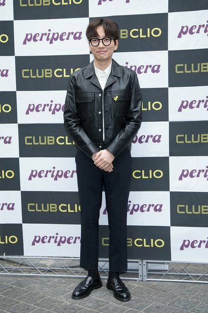 SEOUL, SOUTH KOREA - APRIL 16:  South Korean actor Lee Dong-Hwi attends the autograph session for 'P...