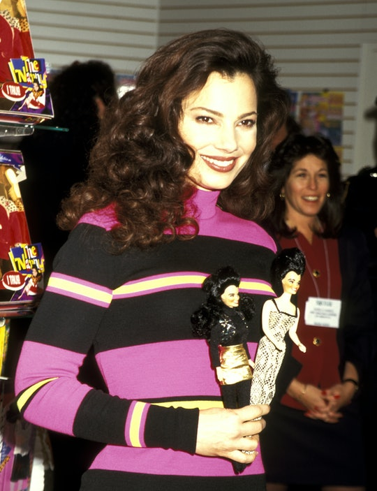 Fran Drescher (Photo by Ron Galella/Ron Galella Collection via Getty Images)