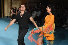 Christian Siriano shares the inspiration behind his Spring 2022 collection and his experience judgin...