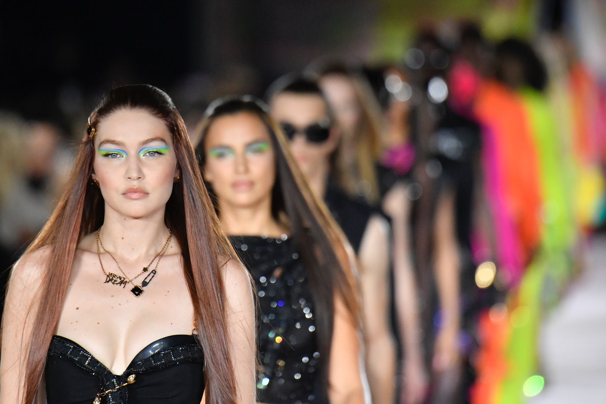 Milan Fashion Week always brings the glamour. From sparkles at Blumarine and Marni to streaks of neo...