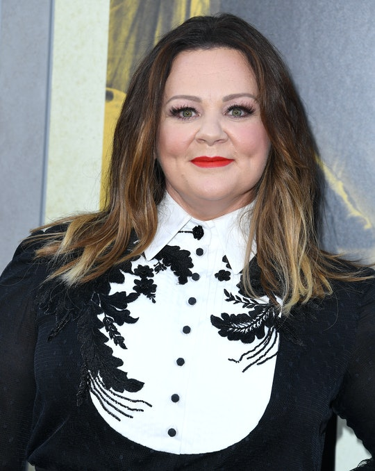 Melissa McCarthy has a brilliant way to deal with her kids' rebellions.