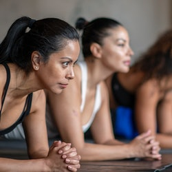 A group of women in plank pose. Here's how the october 2021 new moon will affect every zodiac sign.