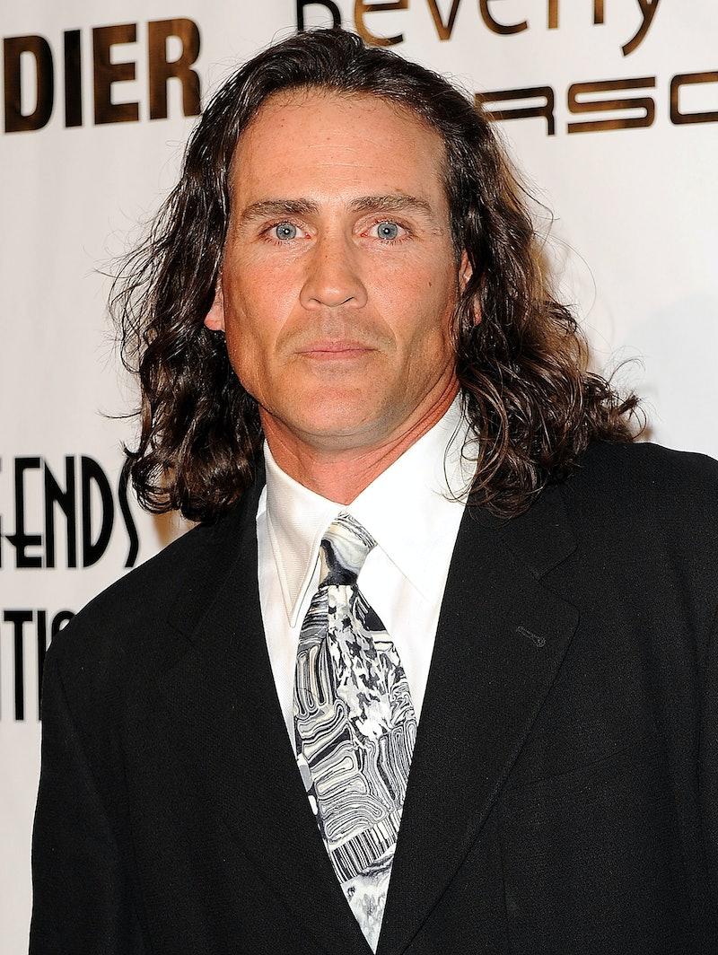Gwen Shamblin's husband Joe Lara at a 2009 event in Beverly Hills, California.