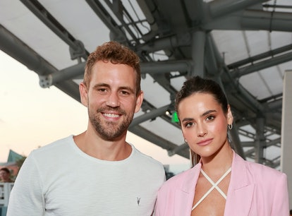Nick Viall's girlfriend plagiarized his birthday Instagram, and it's super cringey.