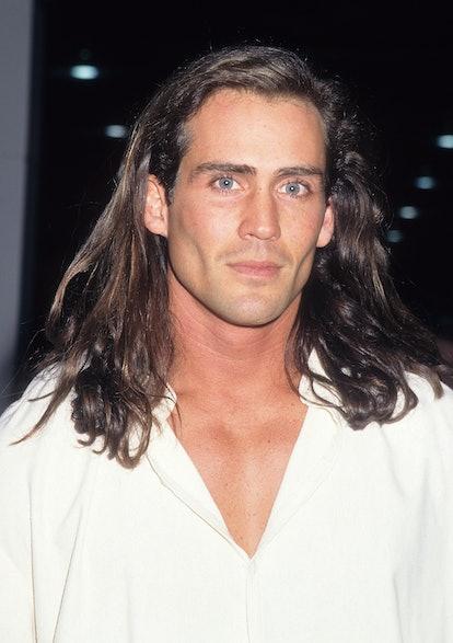 Gwen Shamblin's husband Joe Lara at a 1996 event in Las Vegas.
