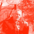 """WASHINGTON, DC - NOVEMBER 15:  Robert Kennedy Jr. speaks during """"Fire Drill Friday"""" climate change p..."""