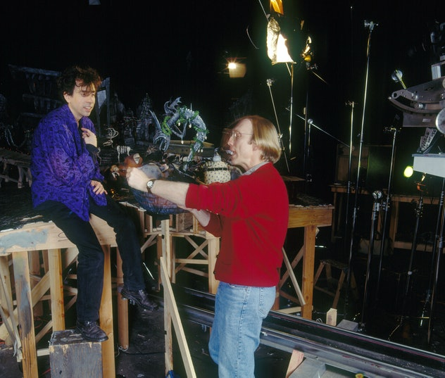 Henry Selick directed 'The Nightmare Before Christmas.'
