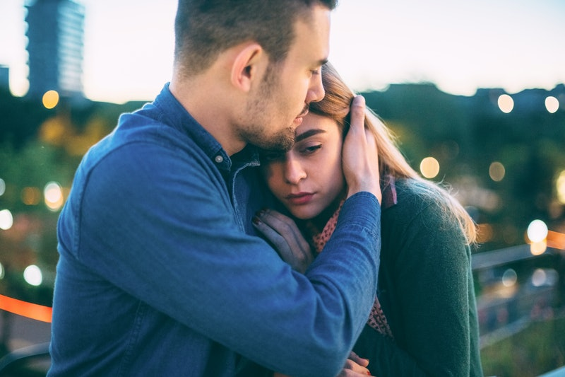 People with relationship anxiety use their relationship to cope with their fears in unhealthy ways.