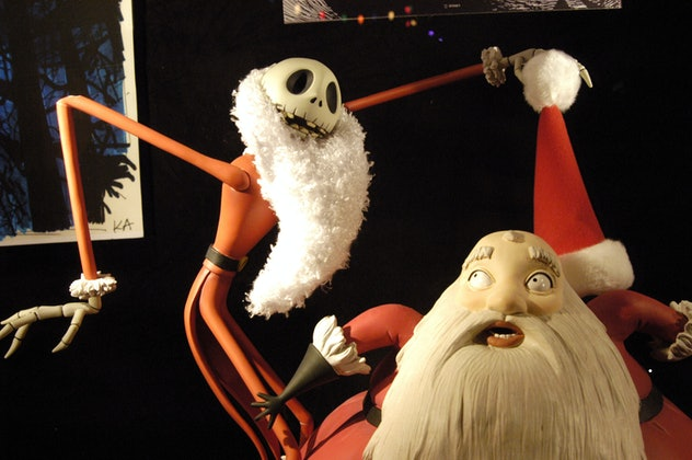 'The Nightmare Before Christmas' could have been a TV special.