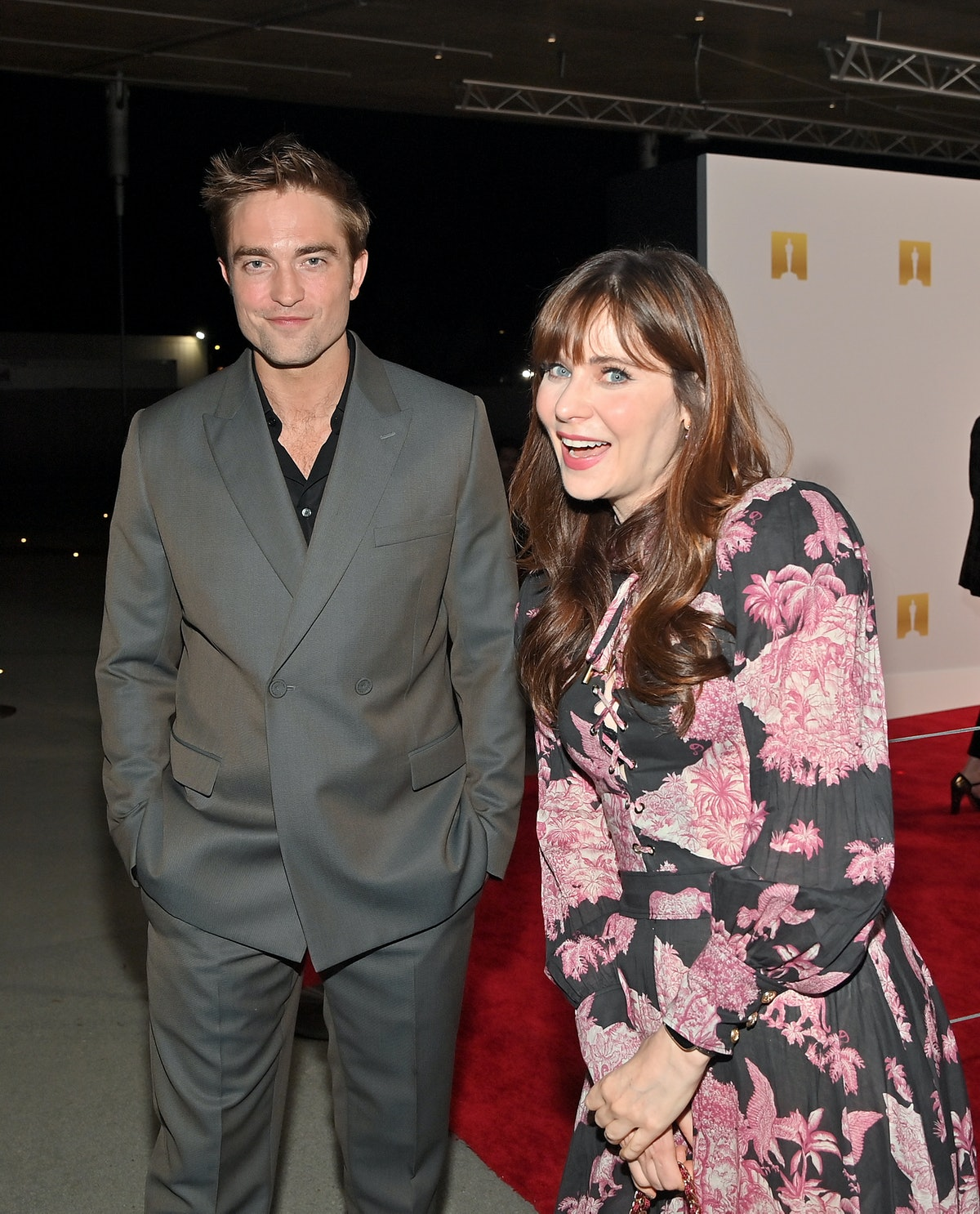 لوس آنجلس ، کالیفرنیا - 29 سپتامبر: (LR) رئیس صندلی موزه فیلم های سینمایی افتتاحیه ...