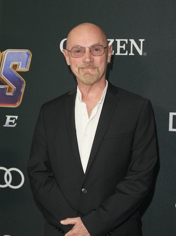 "LOS ANGELES, CA - APRIL 22:  Jim Starlin attends the Los Angeles World Premiere of Marvel Studios' ""..."