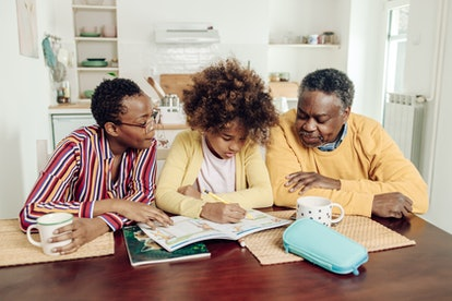 Getting grandparents more involved with their grandchild just requires a little work.