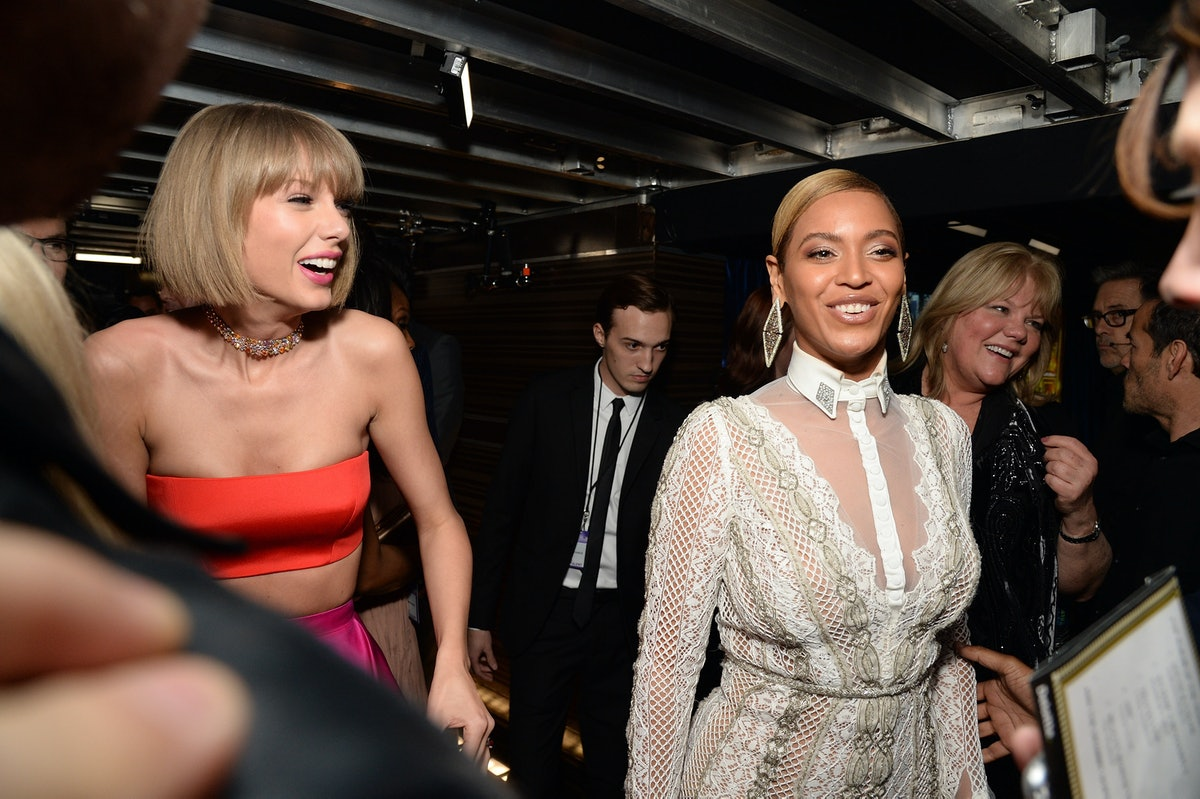 Taylor Swift's message for Beyoncé's 40th birthday is so sweet.