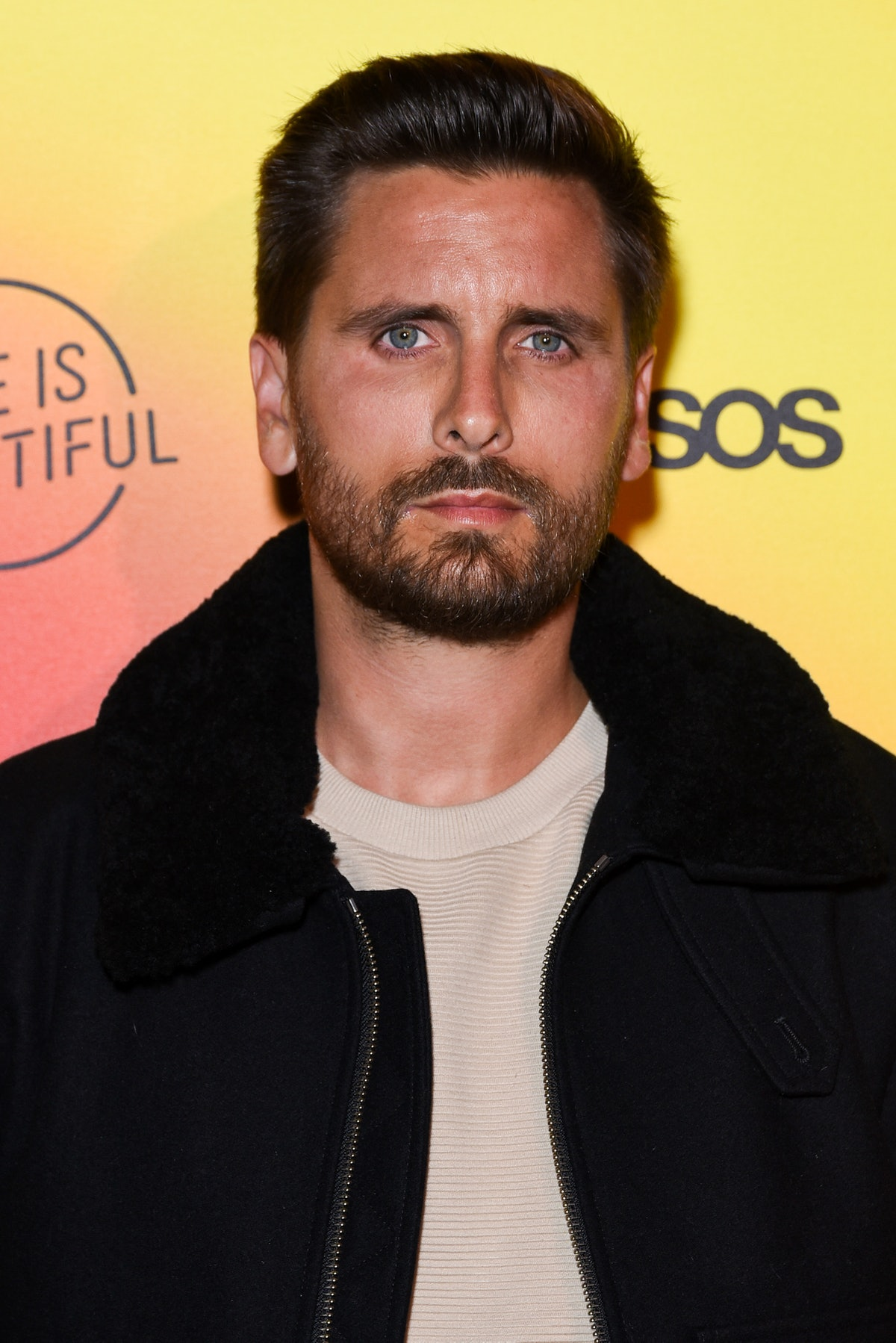 Scott Disick attends ASOS celebrates partnership with Life Is Beautiful in Los Angeles in 2019, year...