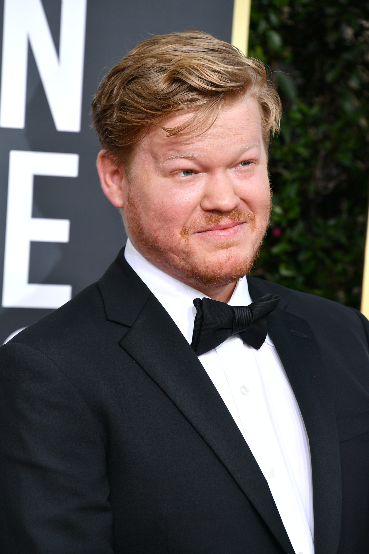 BEVERLY HILLS, CALIFORNIA - JANUARY 05: Jesse Plemons attends the 77th Annual Golden Globe Awards at...