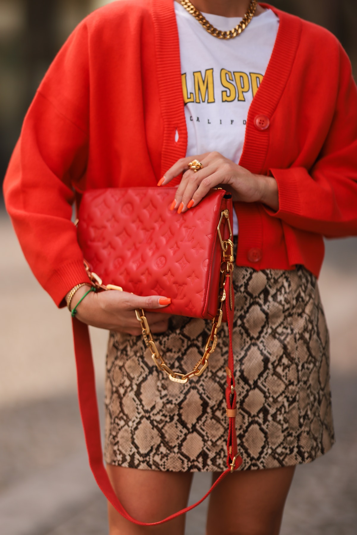 Louis Vuitton makes some of the most classic handbags of all time.