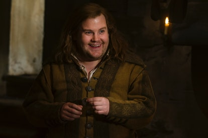 """James Corden in """"The Three Musketeers"""" directed by Paul W.S. Anderson  (Photo by Rolf Konow/Sygma/Sy..."""