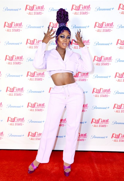 HOLLYWOOD, CALIFORNIA - SEPTEMBER 01: Ra'Jah O'Hara attends the RuPaul's Drag Race All Stars 6 Final...