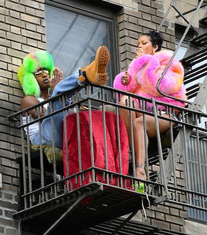 Dress as celebrity couple Rihanna and A$AP Rocky for Halloween