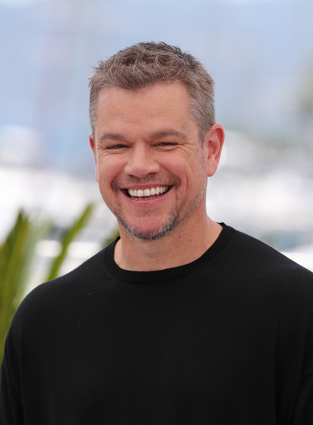 """U.S. actor Matt Damon poses during a photocall for the film """"Stillwater"""" at the 74th edition of the ..."""