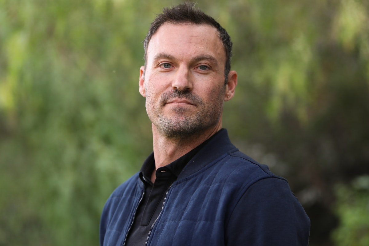 Actor Brian Austin Green is competing on DWTS 30