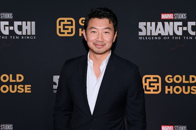 TORONTO, ONTARIO - SEPTEMBER 01: Simu Liu attends the Toronto Premiere of 'Shang-Chi and the Legend ...