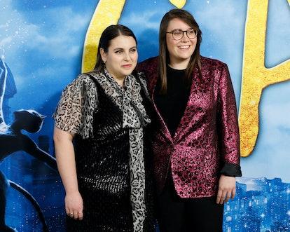 Dress as celebrity couple Beanie Feldstein & Bonnie Chance Roberts for Halloween