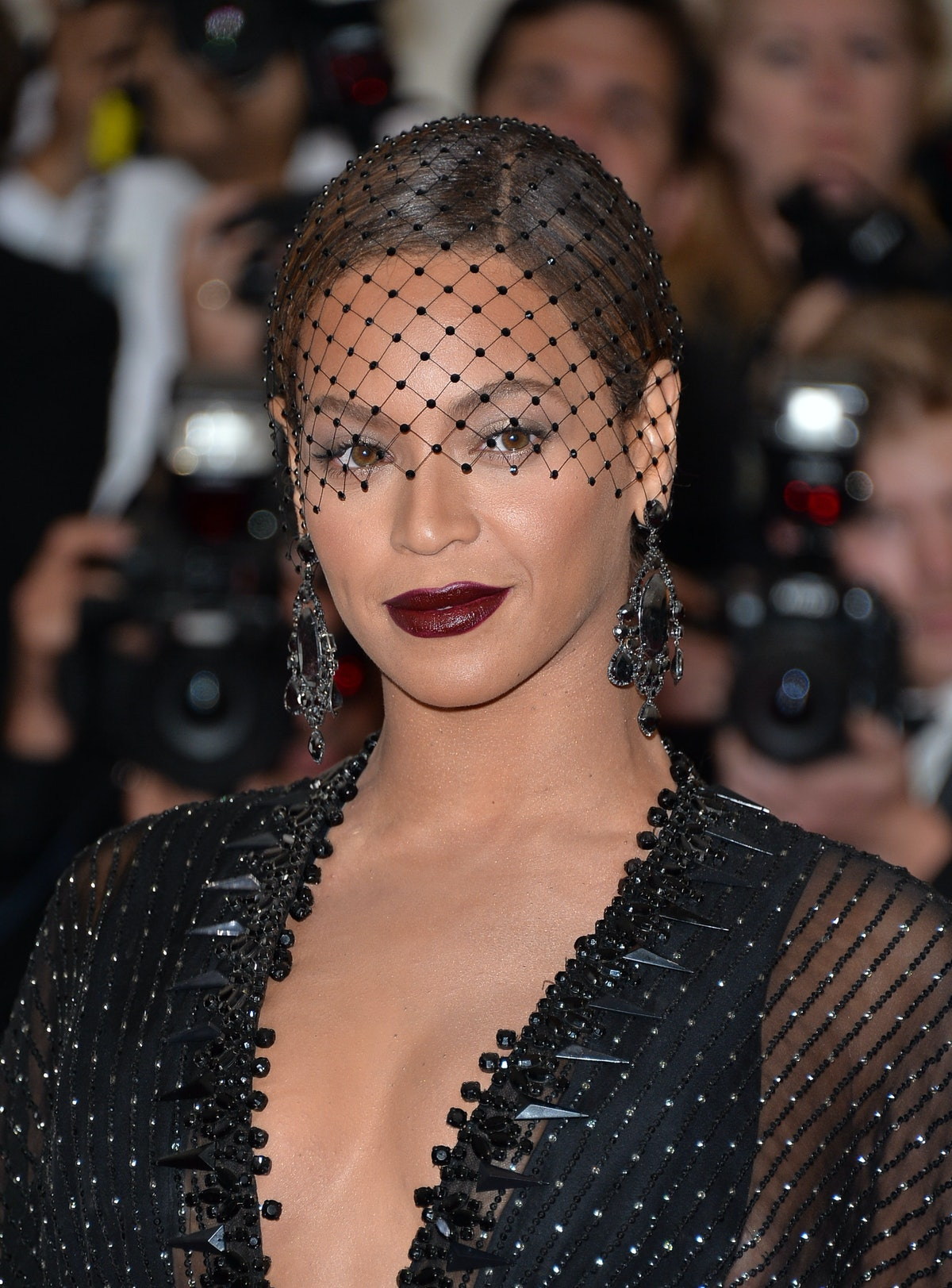 """NEW YORK, NY - MAY 05:  Beyonce  attends the """"Charles James: Beyond Fashion"""" Costume Institute Gala ..."""