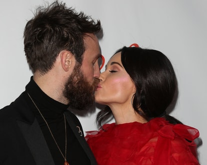 Kacey Musgraves and Ruston Kelly in 2019.