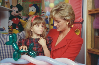 Before marrying Prince Charles, Princess Diana worked as a kindergarten teacher.