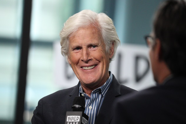 'Dateline' host Keith Morrison is the stepdad to 'Friends' star Matthew Perry.