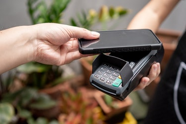 The plant store accepts payment by credit card.