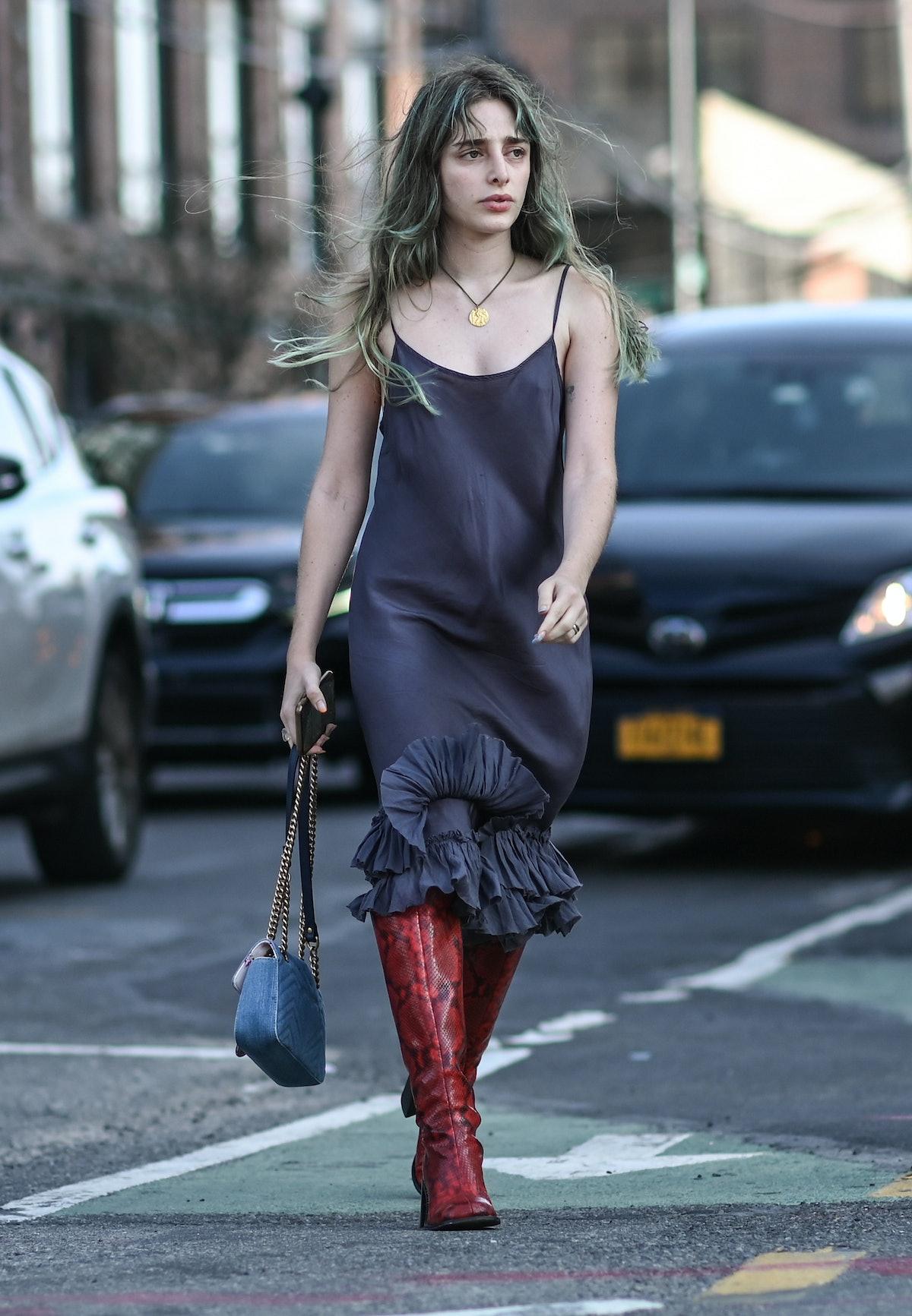 fashion week street style