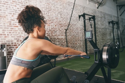 How to use a rowing machine, according to fitness pros.