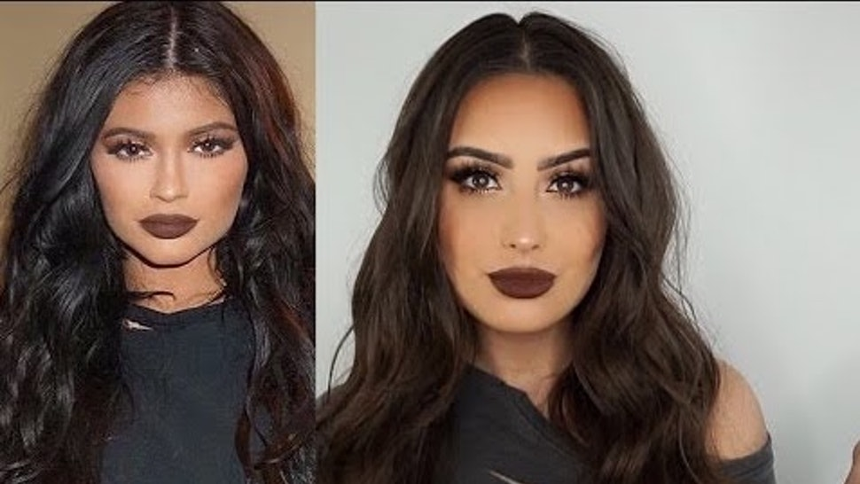 15 Kylie Jenner Makeup Tutorials To Transform Into The Lip Kit Queen This Halloween