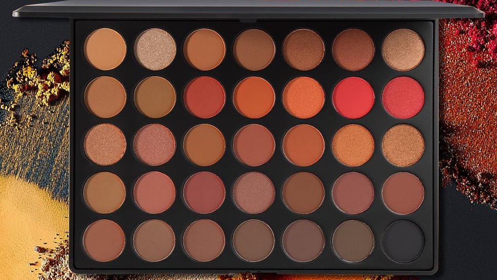 9 Morphe 35o2 Palette Tutorials That Will Make You Buy This Dreamy