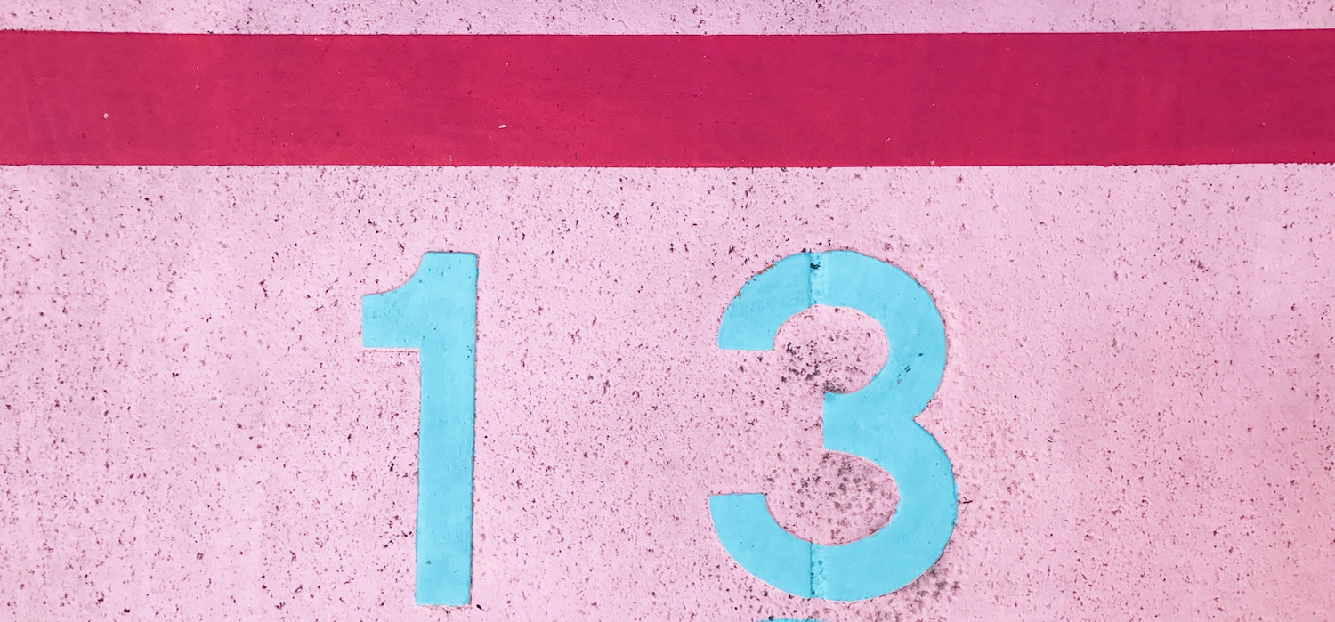 numerology personal day 13 meaning