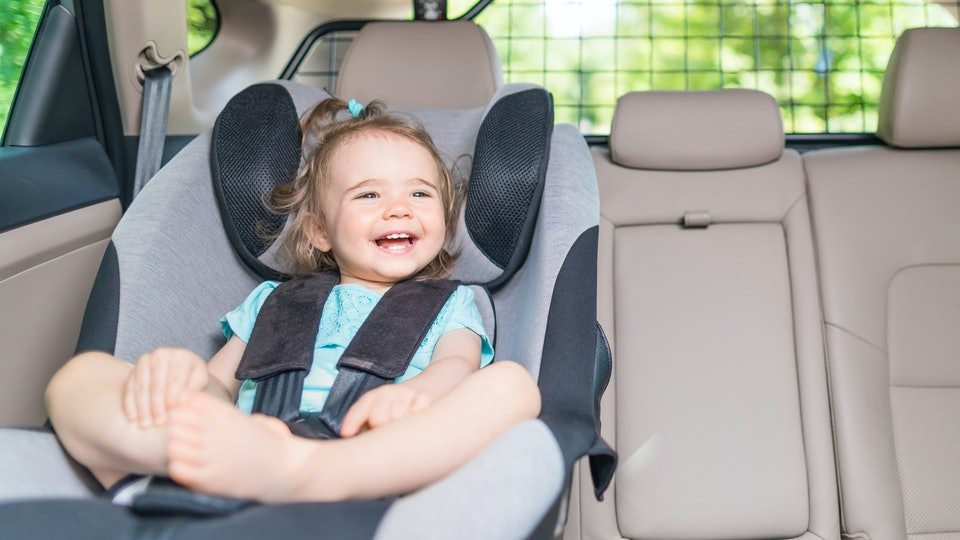 6 Rules For Front-Facing Car Seats Every Parent & Caregiver Needs To ...