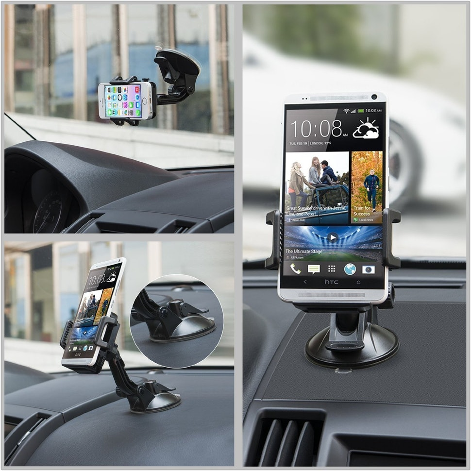 The 5 Best Phone Car Mounts