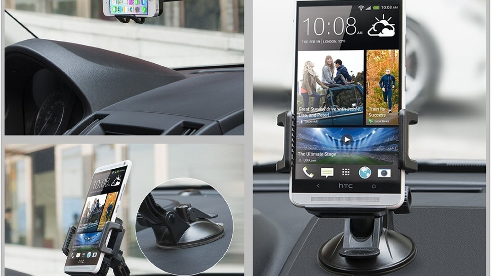 The 5 Best Phone Car Mounts
