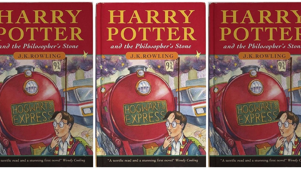 This First Edition Harry Potter Book Just Sold For A Record Setting Price At Auction