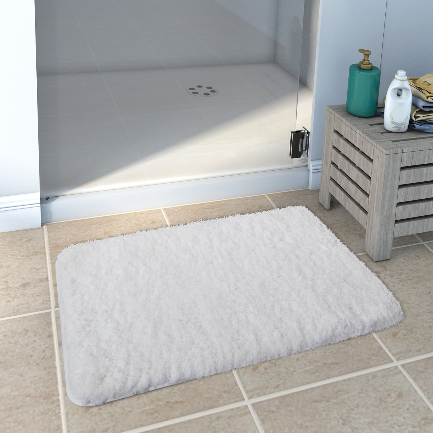 The 6 Most Absorbent Bath Rugs