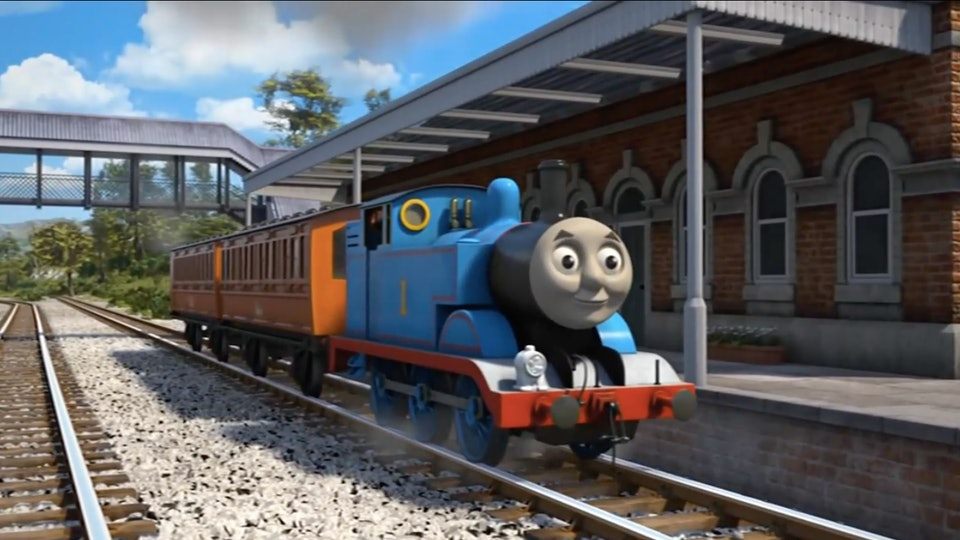 The New Characters On Thomas Friends Make Gang A Lot More Diverse